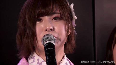 【速報】AKB48 チーム8 佐藤栞が卒業発表