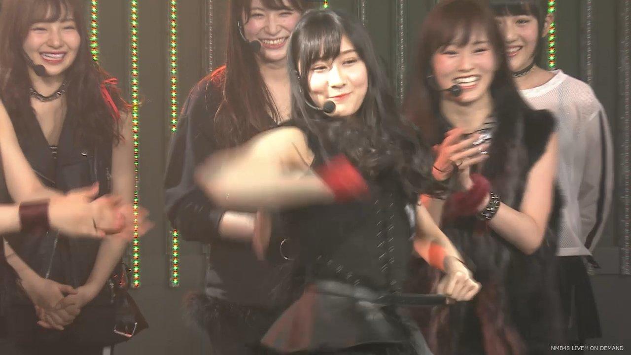 NMB48新曲『僕以外の誰か』劇場フル披露&CD詳細発表!謎のモザイクの正体は?