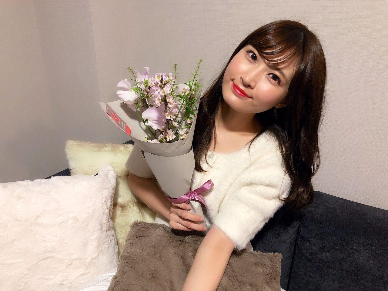 【速報】元NMB48 村上文香、フリー人妻アナに!
