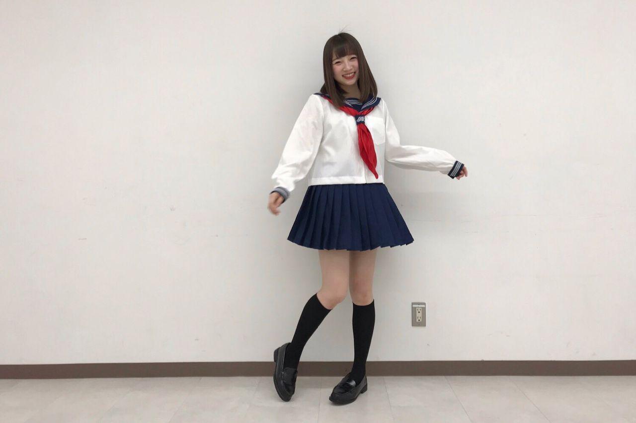 【NMB48】メンバー(23)のセーラー服姿が話題にwwwww