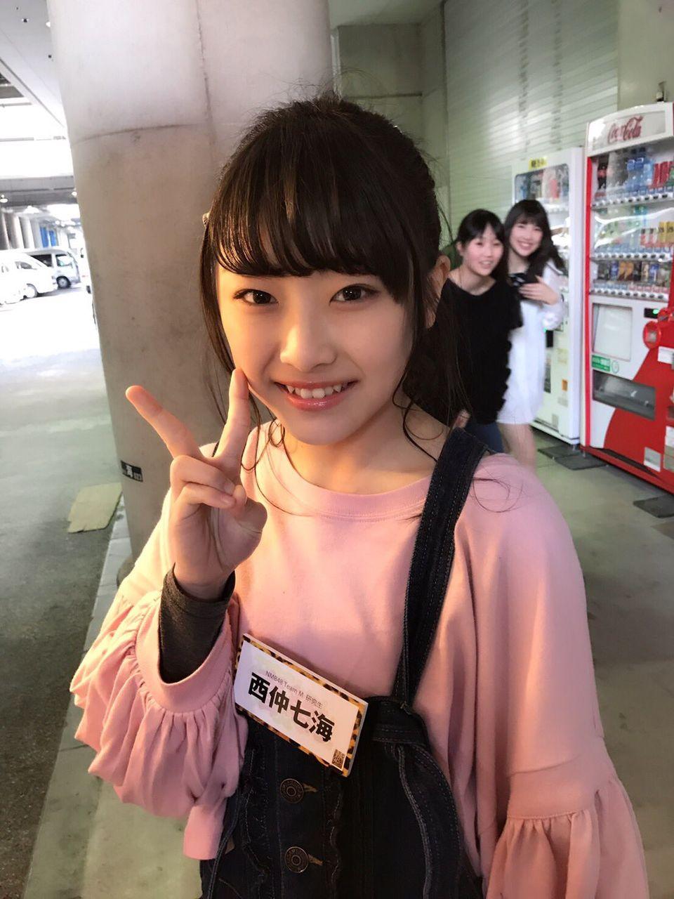 SKE48大矢真那が春祭りで新しい幼女を物色中www @AKB48春祭り