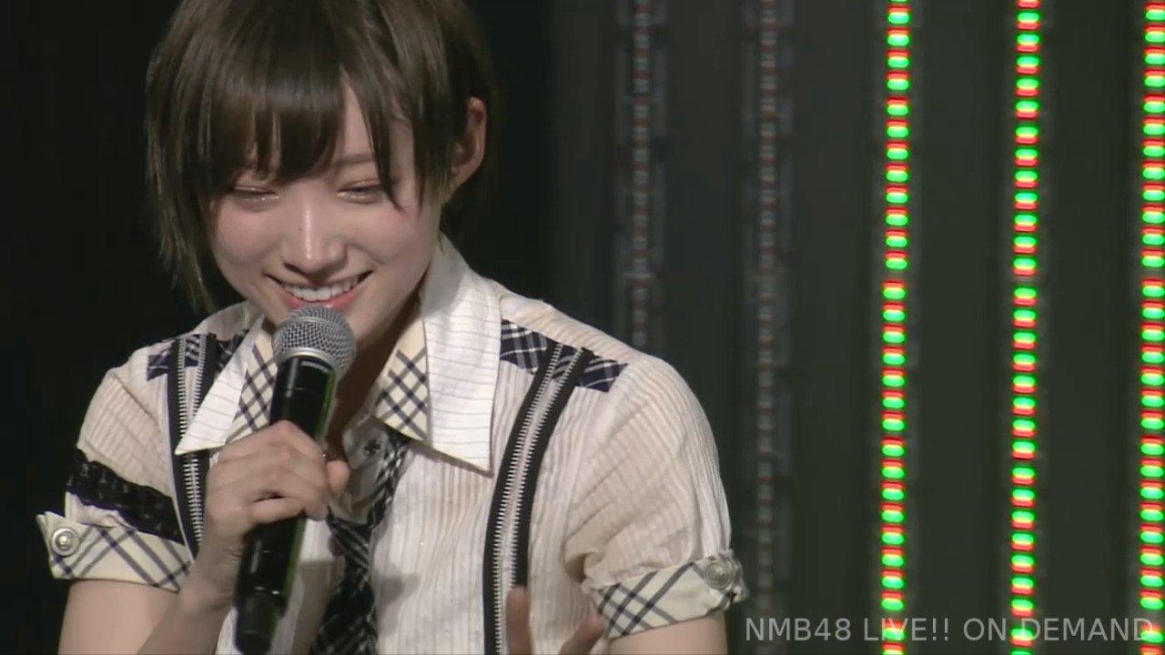 NMB48 太田夢莉「19才、NMB48単独センター目指す」