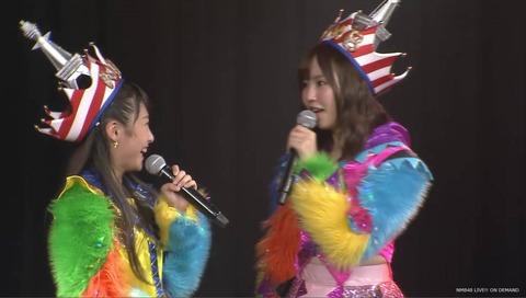 【NMB48】ゆずななとなるが喧嘩www「アホ!」「なんでやねん!」【古賀成美/西仲七海/本郷柚巴】
