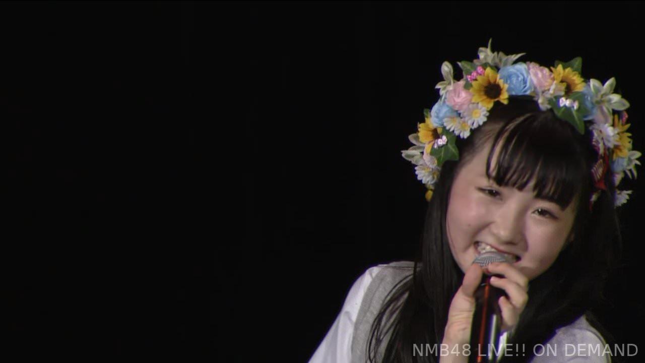 NMB48 安藤愛璃菜卒業公演 実況
