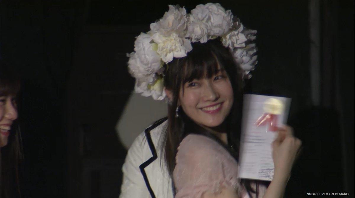 【朗報】矢倉F楓子、卒業公演でアイス商品券をしこたまGET!!