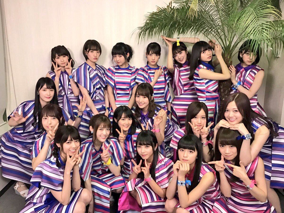 【速報】乃木坂46・欅坂46、TwitterでもAKB48グループを圧倒