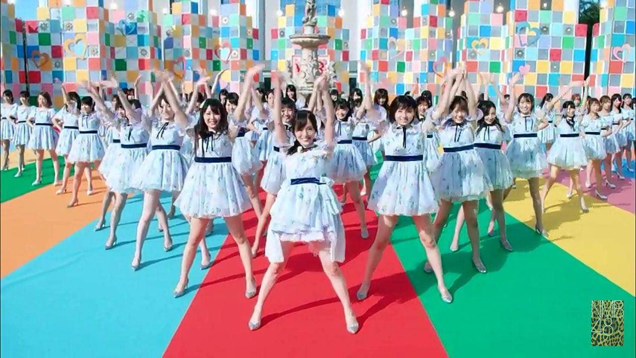 【速報】NMB48新曲「僕だって泣いちゃうよ」MV公開キタ━━━━(゚∀゚)━━━━!!