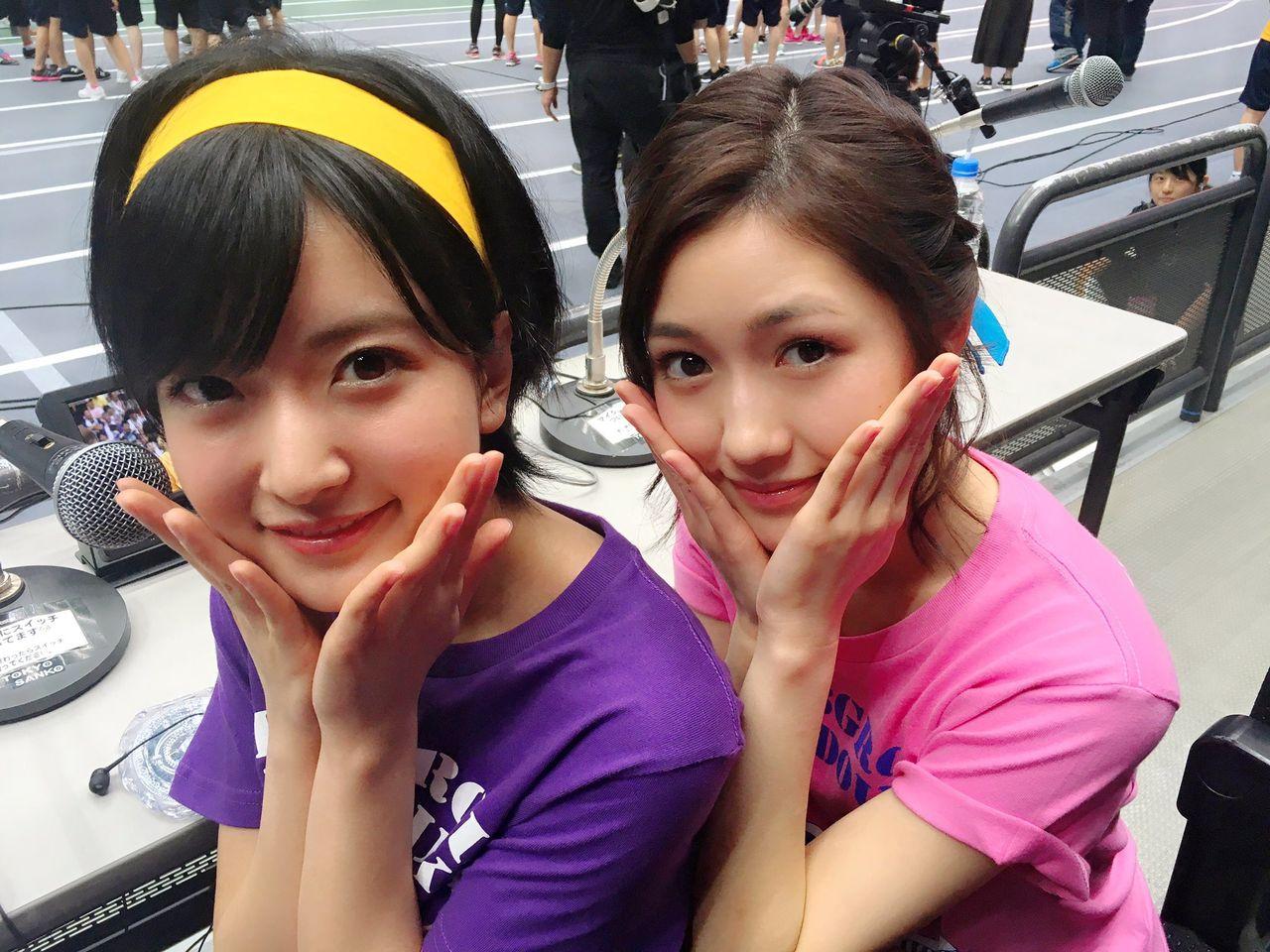 【速報】AKB48グループ運動会全種目が終了!最下位罰ゲームはあのチームwwwwww【画像・実況まとめ】