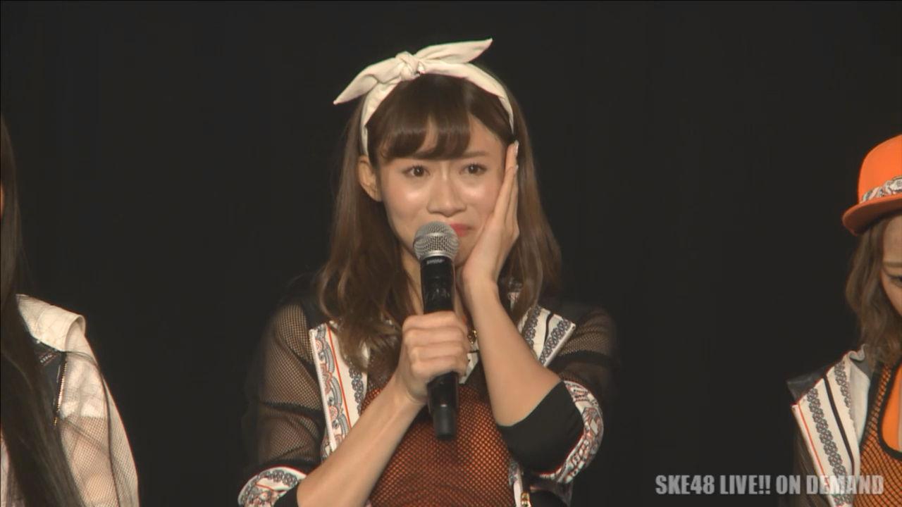 SKE48 後藤理沙子が卒業を発表