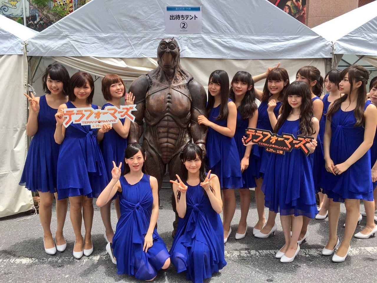 【沖縄国際映画祭2017】NMB48の出演ソースキタ━━━━(゚∀゚)━━━━!!
