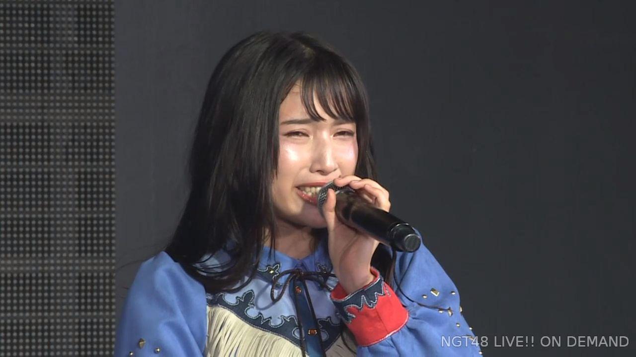 【速報】NGT48 佐藤杏樹が卒業発表