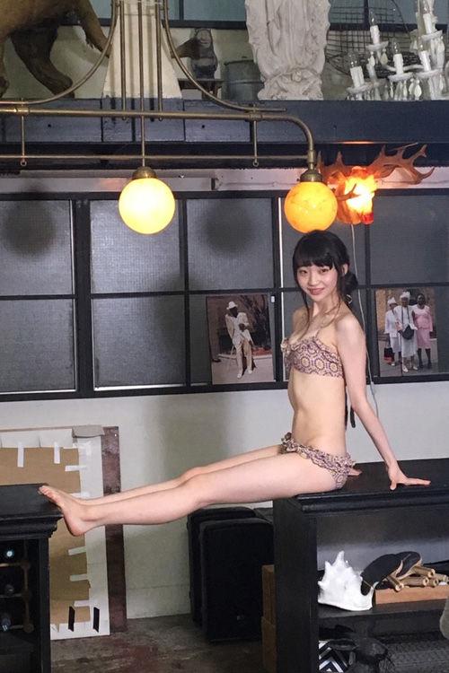 【NGT48】荻野由佳の最新グラビアwwwwwwwwwwwwwwwwwww