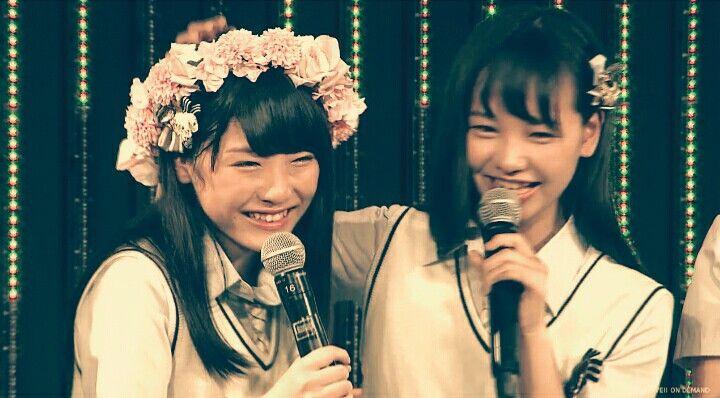 【NMB48】西仲七海卒業公演。ゆずななの絆に号泣不可避・・・