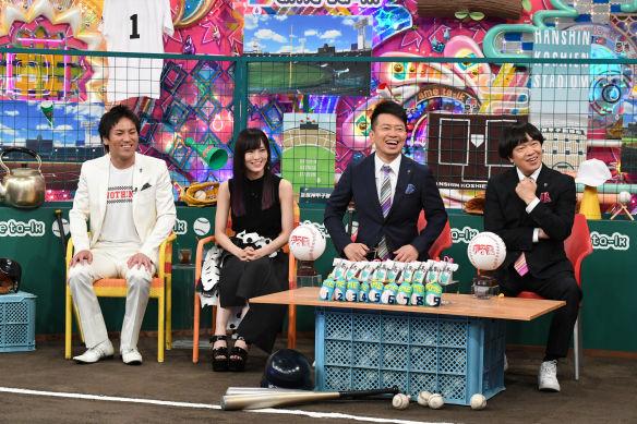 【朗報】アメトーーク高校野球SPに山本彩キタ━━━━(゚∀゚)━━━━!!