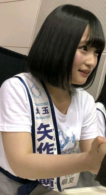 【朗報】AKB48期待の大型新人! 矢作萌夏の握手画像キタ━━━━(゚∀゚)━━━━!!