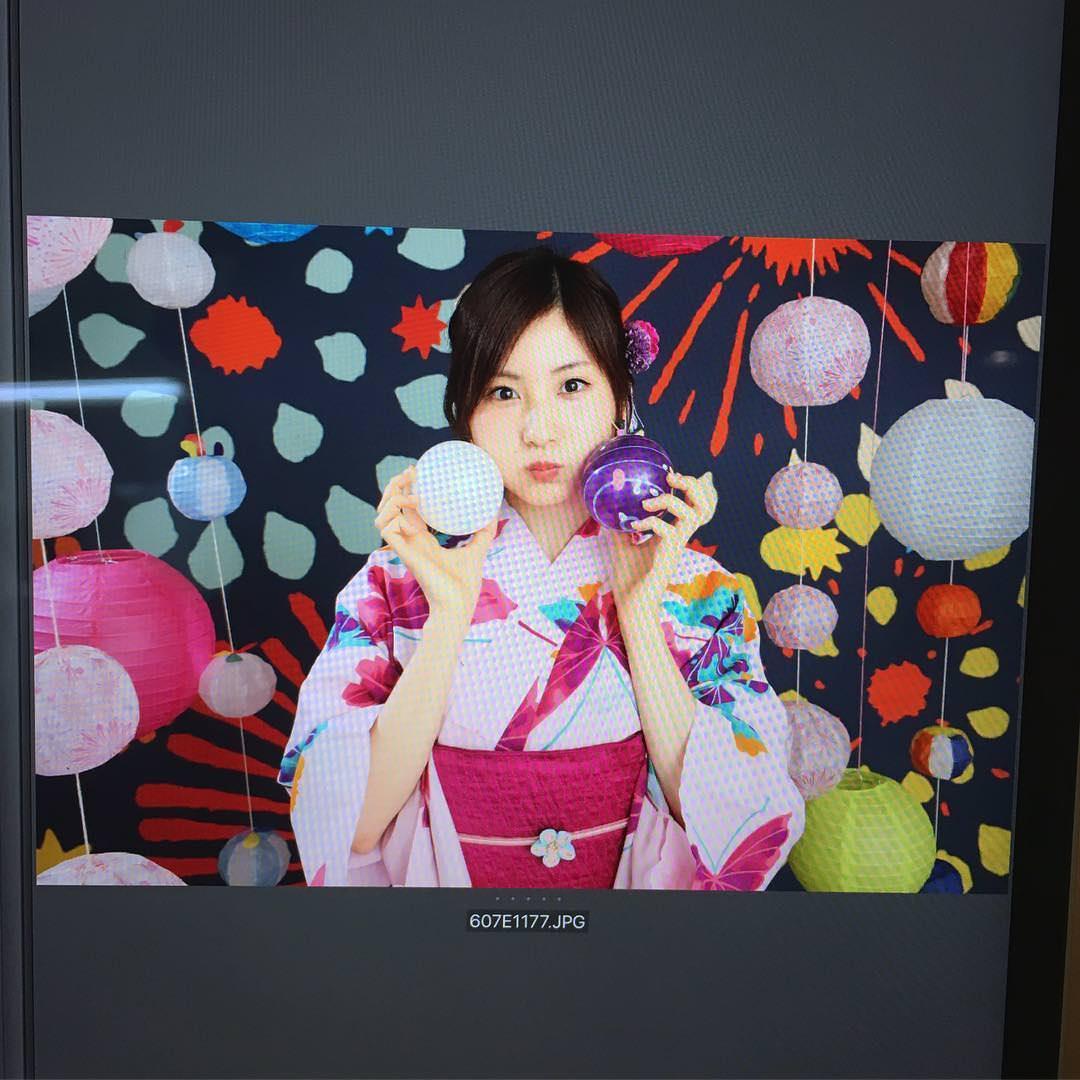 """【チキチキ!!】第一回NMB48浴衣コレクション通称""""ナンコレ""""キタ━━━━(゚∀゚)━━━━!!【清涼】"""