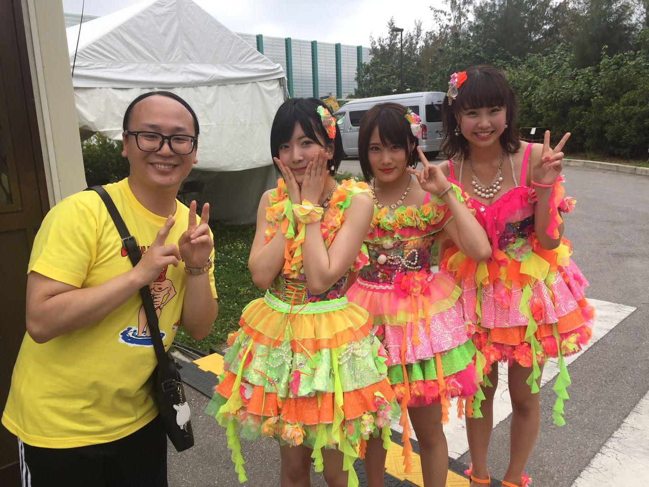 【沖縄国際映画祭】NMB48出演『KawaiianTVスペシャルステージ』セットリスト・実況などまとめ