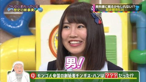【画像】NMB 古賀成美さん、大きいカッチカチにしたアレを世界に発信してしまう…。
