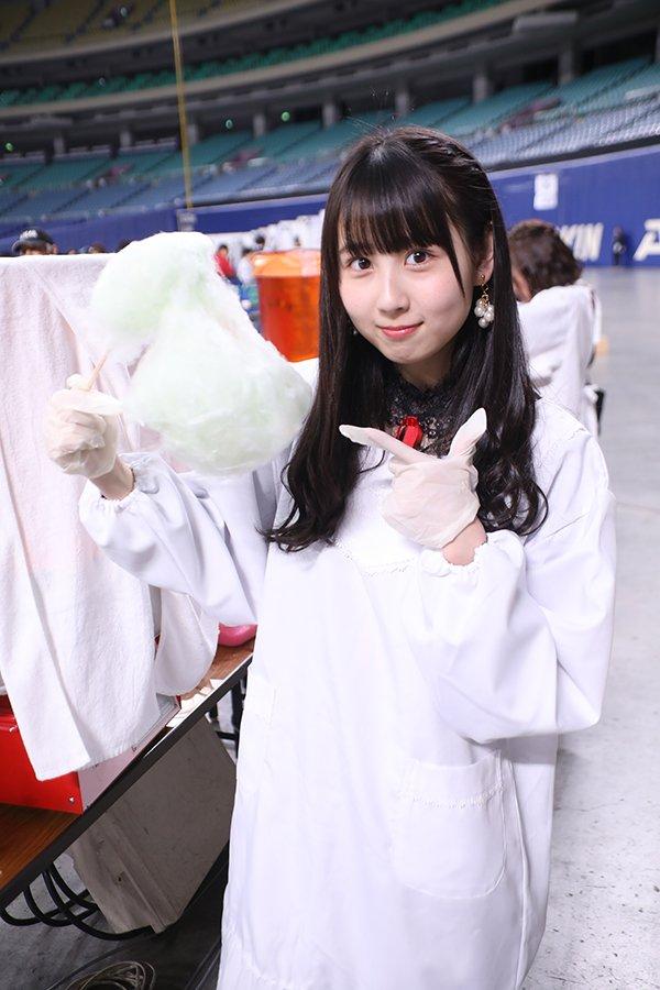 SKE48、綿菓子・ポップコーンにCD1枚請求イベント開催wwww