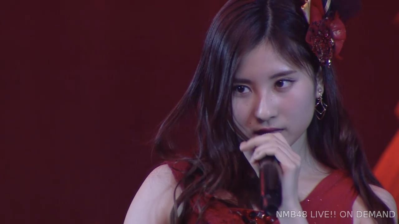 【NMB48】林萌々香卒業公演、なるモカ号泣。【実況】