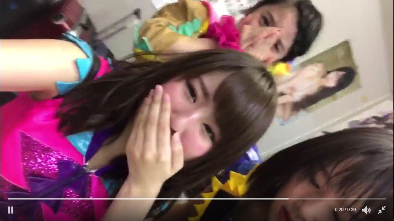 【NMB48】加藤夕夏のスマホに保存されていた動画が泣ける。。。。