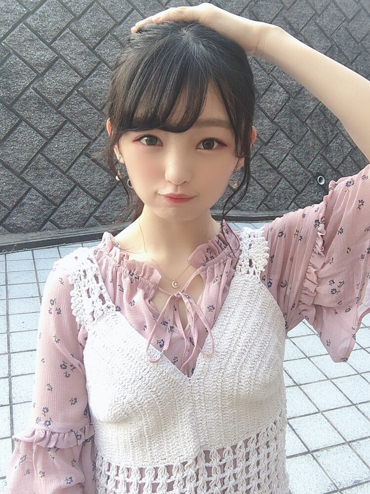【NMB48】研究生・新澤菜央さん、あざとすぎるwwwwwwwwwww