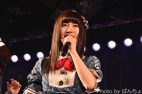 AKB48チーム8の福地礼奈(佐賀県)が卒業を発表