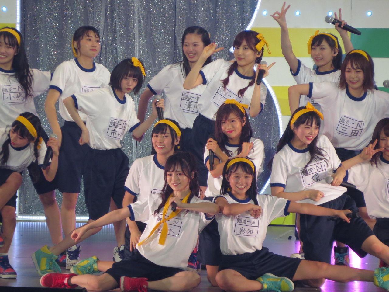 NMB48アリーナツアー2017@日本ガイシホール メンバーの感想ツイートなどまとめ【動画・画像】