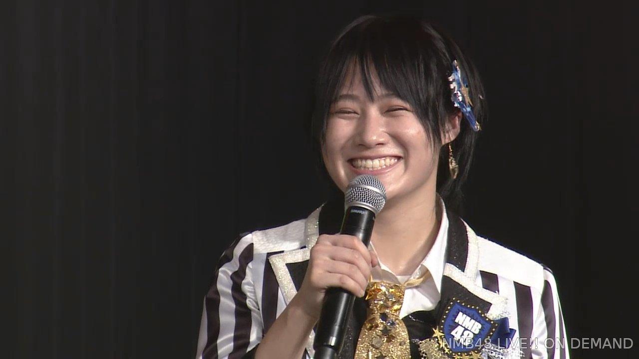 NMB48 城恵理子が卒業を発表