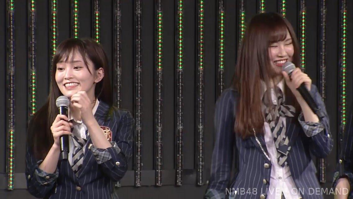 【速報】NMB48全国ツアー2018 出演メンバー第1弾発表キタ━━━━゚∀゚━━━━
