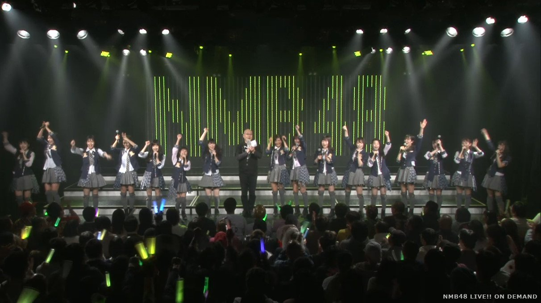 【速報】NMB48「ワロタピーポー」初日売上→