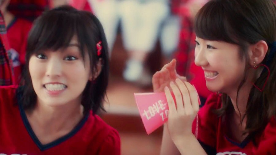 【AKB48】絶対に話さない二人?