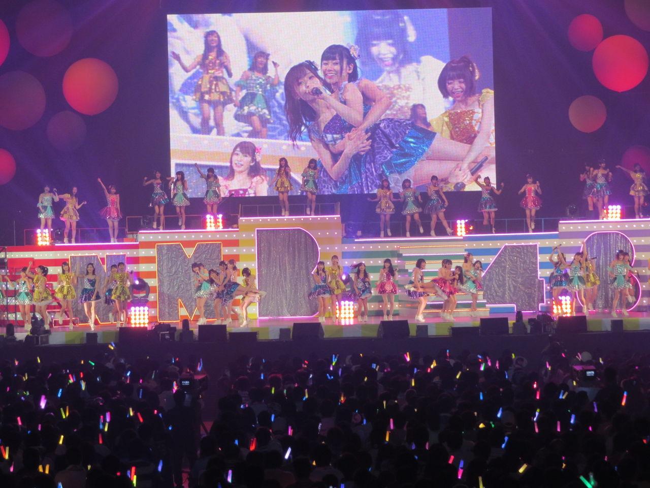 【実況・セットリスト】NMB48アリーナツアー2017@日本ガイシホール まとめ