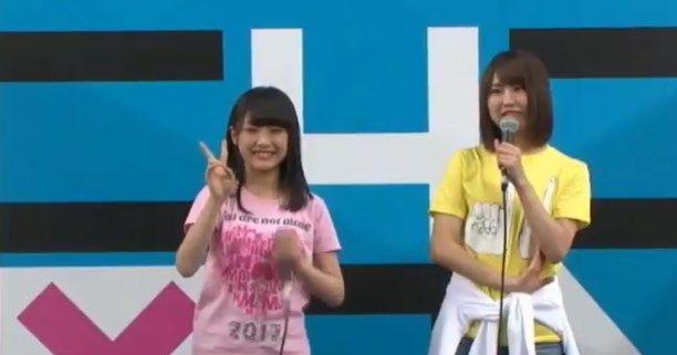 【NMB48】西仲七海とかいう中2がかわいい