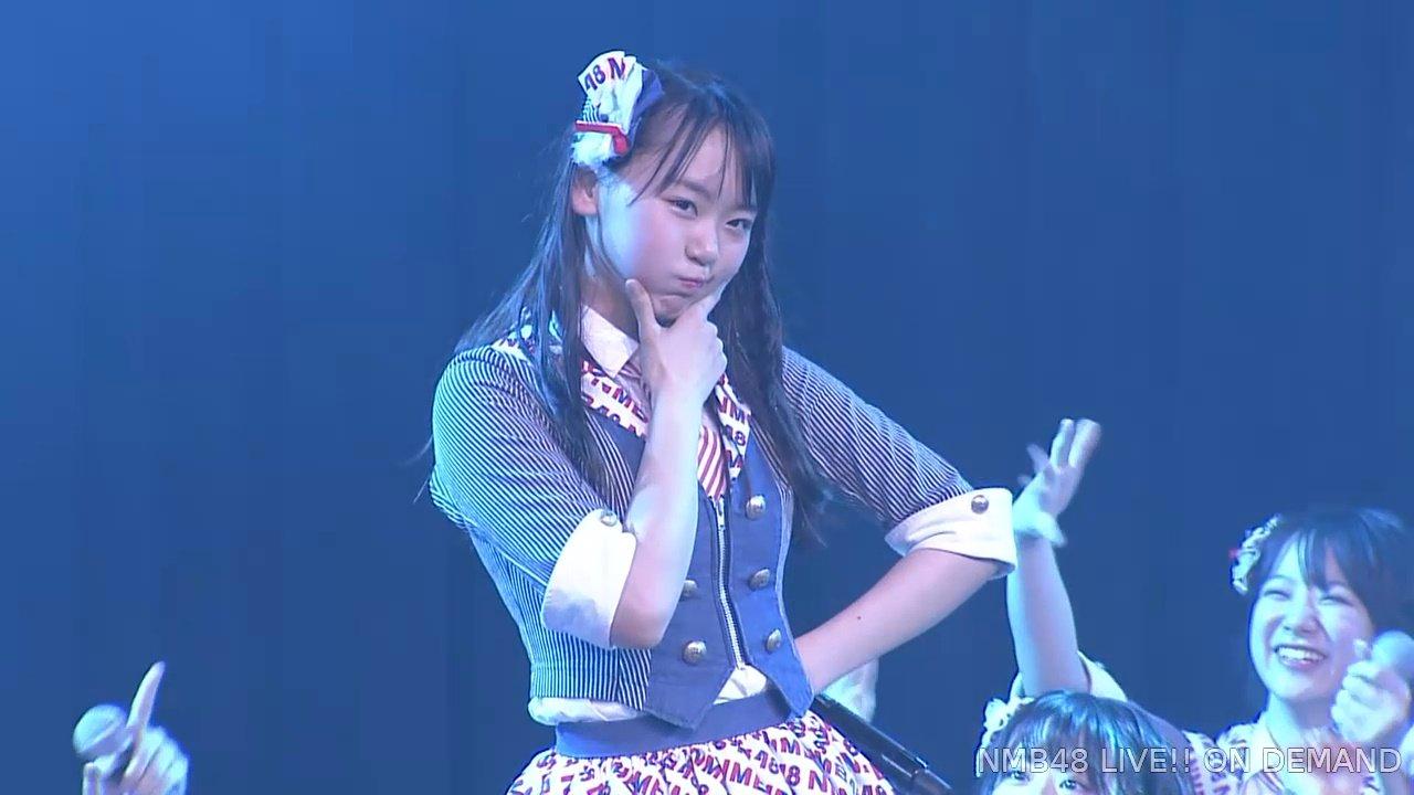 【NMB48】小嶋花梨プロデュース『難波愛~今、小嶋が思うこと~』公演【実況・セットリスト】