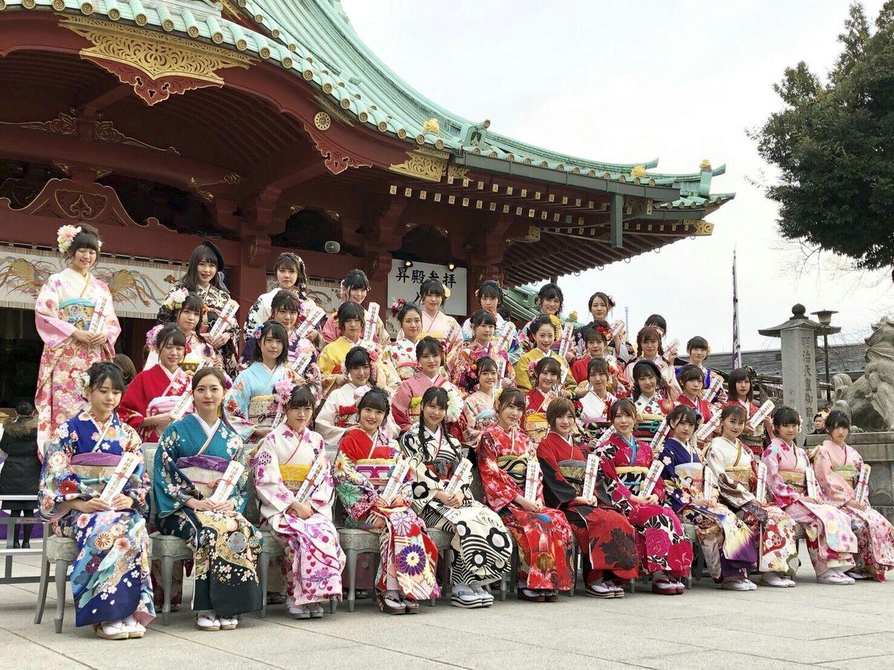 【AKB48】大家志津香「みんながみんな、自分の世代を黄金世代だと思ってるの面白い」