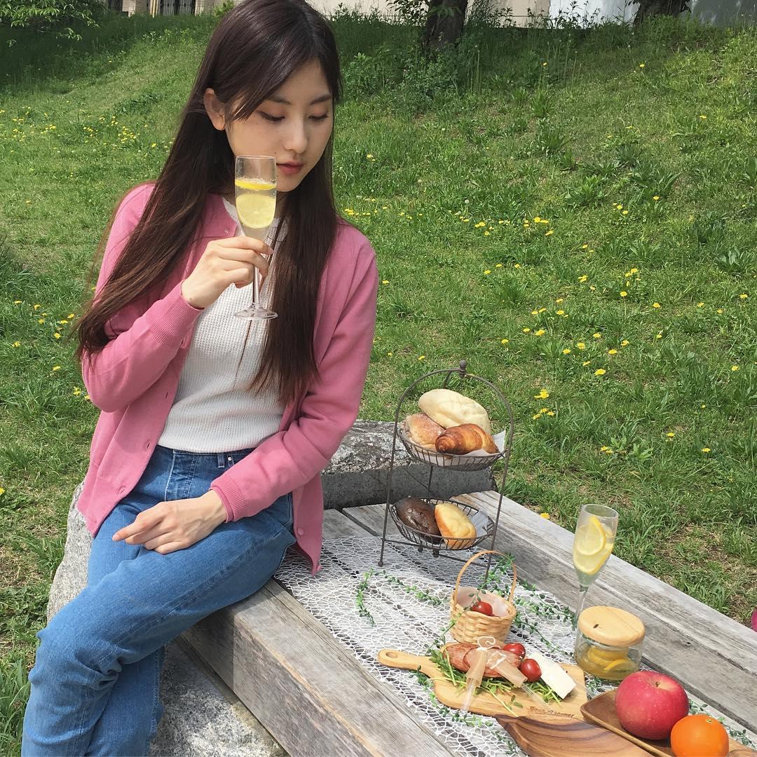 【NMB48】林萌々香メンバーのお洒落すぎるランチwwwwwwwwwwww