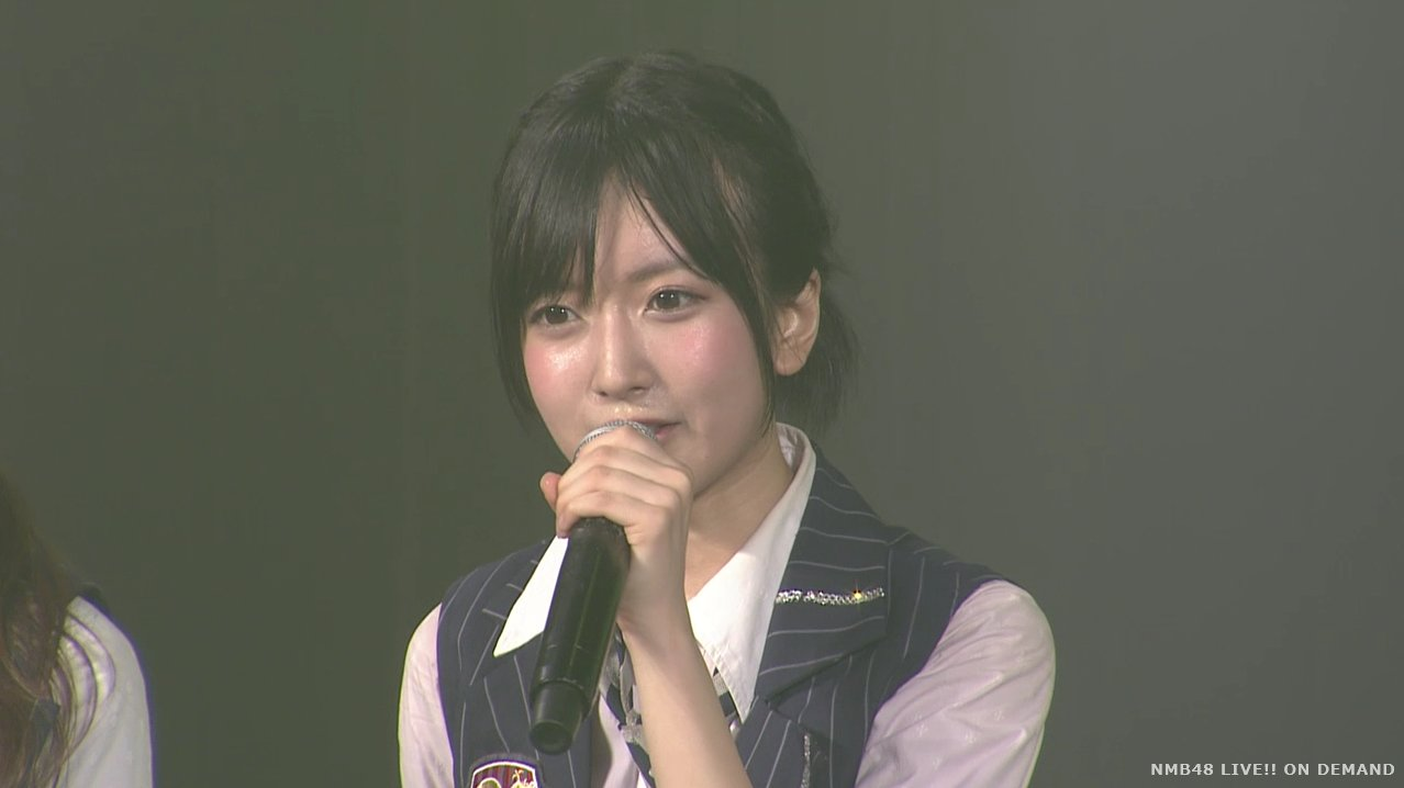 【速報】NMB48須藤凜々花の卒業公演が8月30日に決定。ネットの反応