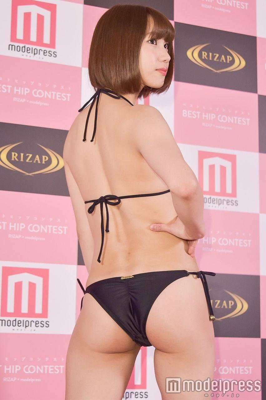 元NMB48高野祐衣が初代日本一美しいヒップグランプリ受賞!