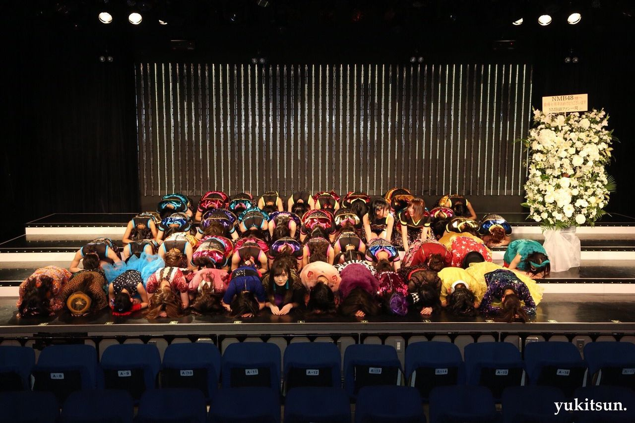 NMB48が選抜を発表!小嶋花梨・安田桃寧・川上礼奈が初選抜。内木志選抜ならず。ヲタの反応→