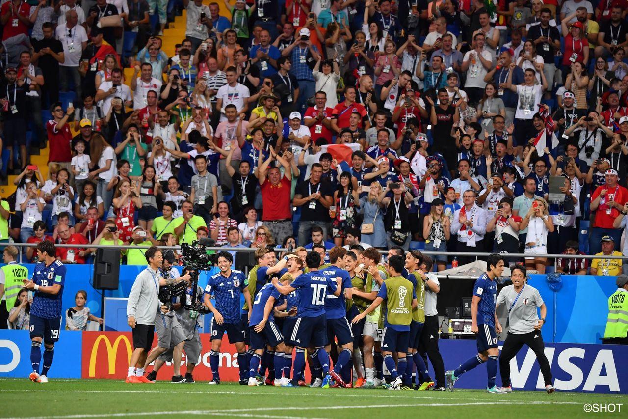 【W杯】サッカー日本代表、ベルギー相手に歴史的敗退…NMBスレ実況など