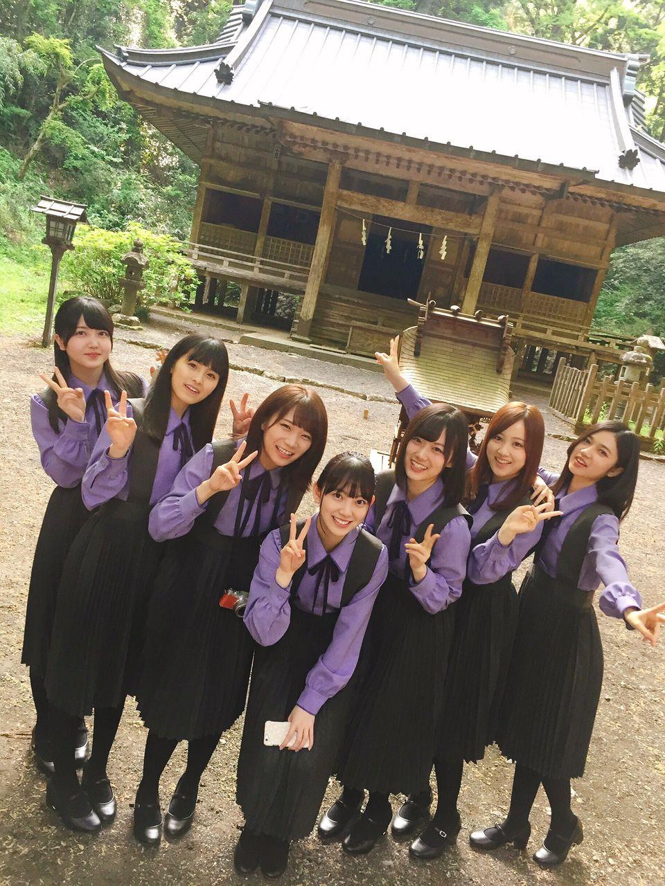 【画像】見よ!これが3年後の乃木坂のフロントだ!