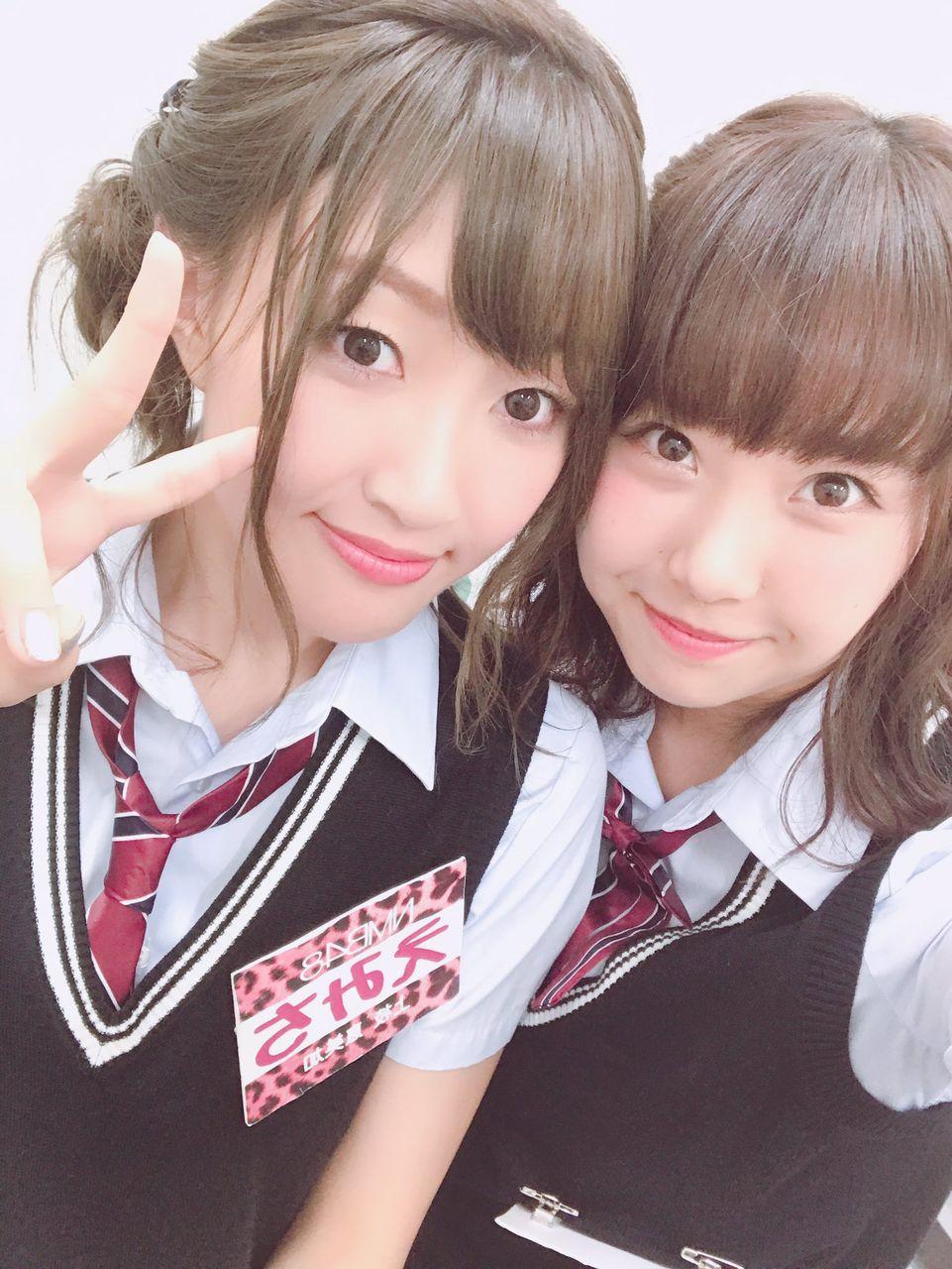 【NMB48】ラジオ #unlimi 上枝恵美加の後継に加藤夕夏キタ━━━━(゚∀゚)━━━━!!
