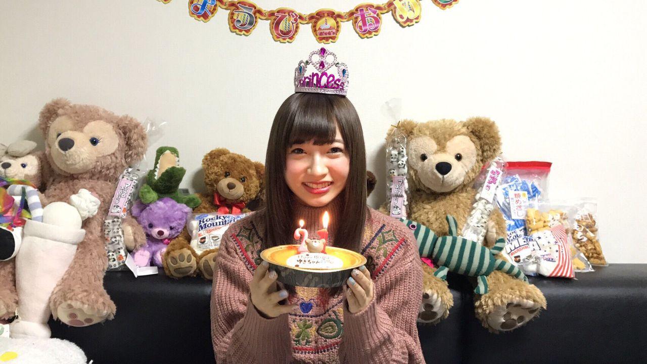 【NMB48】NMBの良心こと東由樹、無事21歳を迎える