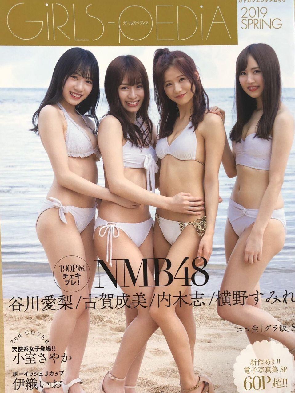 【感想】NMB48 話題のガールズペディアやっと届いたわ!