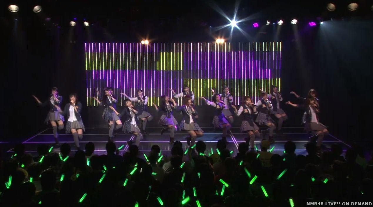 【NMB48】本日の公演もワロタピーポーで大草原キタ━━━━(゚∀゚)━━━━!!