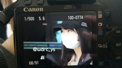 【速報】AKB48グループのメンバー達が韓国に続々と渡航中
