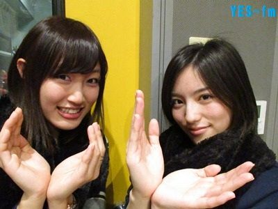 【NMB48】井尻晏菜&上枝恵美加の新ラジオ番組『Unlimited』放送開始!