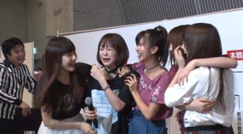 【AKB48じゃんけん大会】抽選会・予備選はじまる!!5人ユニットの結果wwww【トーナメント表】