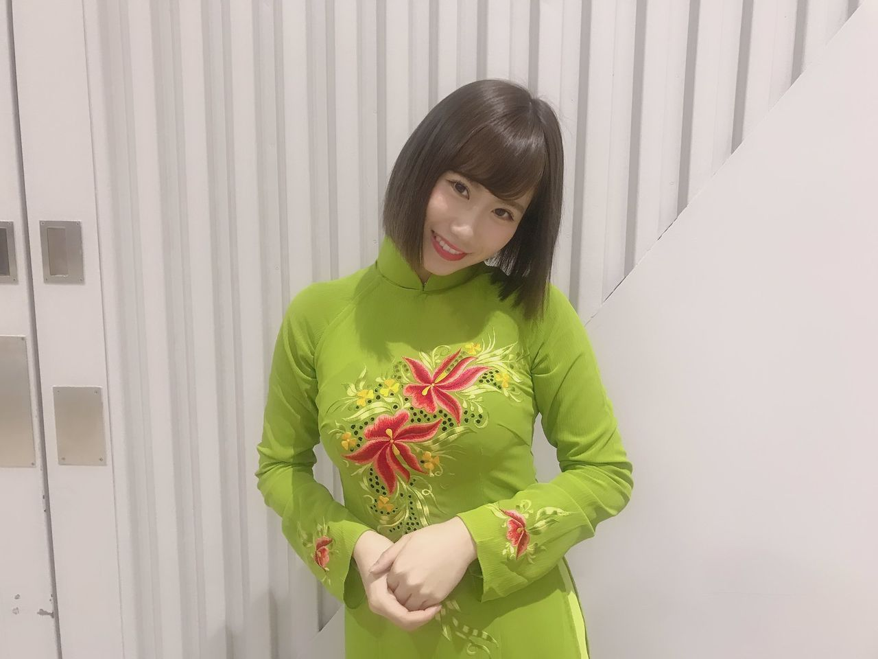 NMB48 石田優美「ベトナムフェスティバル2019」アンバサダーに就任